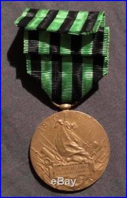 1870 veterans Médaille du DUC des CARS