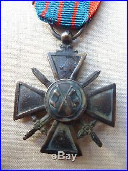 1943 Croix Guerre de Giraud