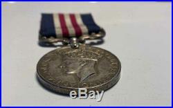 5 médailles dont military medal d'un parachutiste 4 ème SAS / FAFL France libre