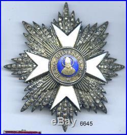 6645 Ordre De Saint Sylvestre Vatican