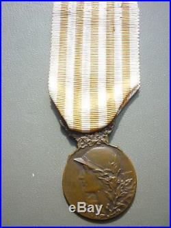 8.5 Rare médaille commémorative 14 18 modèle CHARLES french medal FRANCE