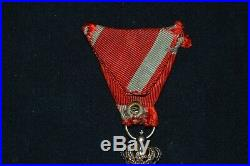 Aigle Blanc De Serbie-insigne De Chevalier Guerre 1914/18-white Eagle Of Serbia