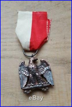 Aigle insigne de Debris de l empire veteran Legion honneur napoleon order medal
