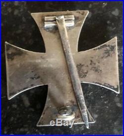 Allemagne Croix de fer de première classe fabrication KO