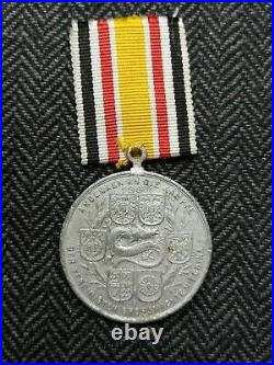 Allemagne Médaille Campagne De Chine 1900 Révolte Boxers Boxerkrieg