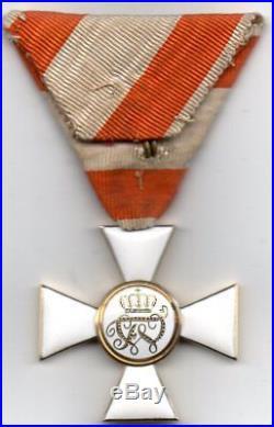 Allemagne Prusse Ordre de l'Aigle Rouge 4ème modèle 1854/1918 3ème classe 43mm