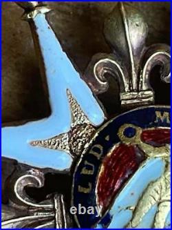 Ancien Regime, Louis XIV Croix de Saint Louis