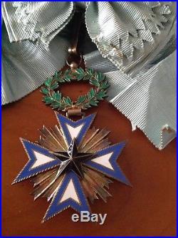 Ancienne Etoile Noire Du Benin Grand Croix