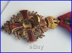 Autriche Ordre de François Joseph, chevalier en or