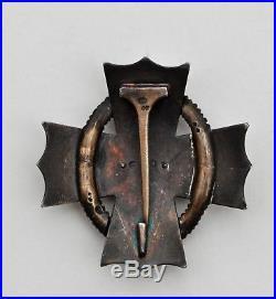Autriche Ordre du Mérite Civil en temps de guerre