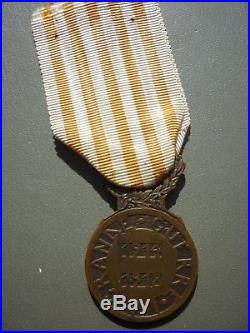 B1 Rare médaille commémorative 14 18 modèle CHARLES french medal FRANCE