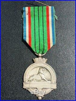 B6A2 Belle médaille défenseurs de BELFORT 1870 1871 french medal FRANCE