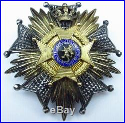 Belgique Ordre de Léopold II