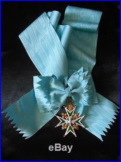 Bijou de Cordon de l'Ordre du Saint Esprit