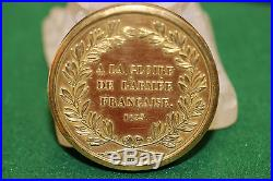 Boite- Medaille Precis De L Expedition D Espagne En 1823