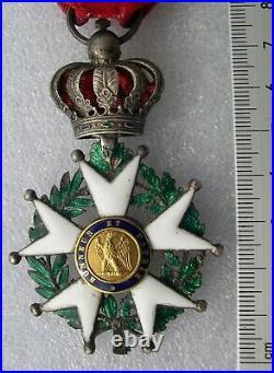 CHEVALIER ORDRE LEGION D'HONNEUR MODELE PRESIDENCE medaille