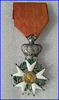 CHEVALIER ORDRE LEGION D'HONNEUR modèle PRESIDENCE medaille