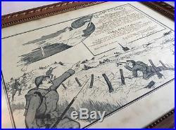 CITATION A L'ORDRE Du 33e Corps D'armée Capitaine Reynal, Général Blazer POILU