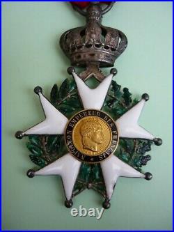 Chevalier De La Legion D'honneur Second Empire