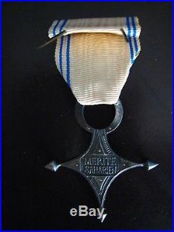 Chevalier du Mérite saharien
