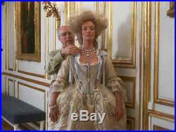 Collier De La Reine Reconstitution Historique Cristal Marie Antoinette