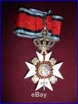 Commandeur de l'Ordre de Sainte Catherine