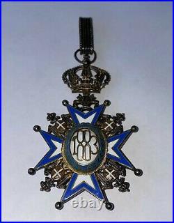 Commandeur de l'ordre de Saint Save (Serbie)
