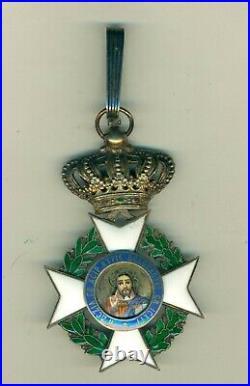 Commandeur de l'ordre de Sauveur de Grèce