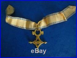Commandeur du Mérite saharien