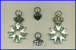 Corps de légion d'honneur et couronne