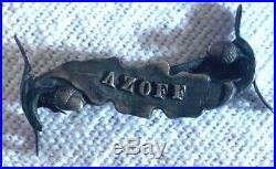 Crimée agrafe Azoff