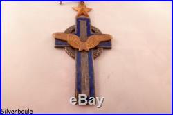 Croix D Aumonier Catholique De L Armee De L Air Modele 1940