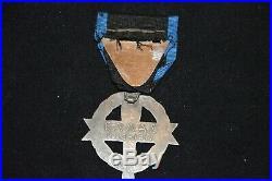 Croix De Guerre Grecque 1916 1917-campagne Orient 1914/18-greek War Cross 1° Ww
