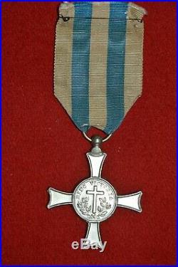 Croix De Mentana 1867- Second Empire Napoleon Iii-italie-vatican