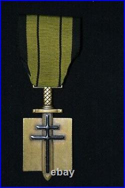 Croix Des Compagnons De La Liberation-croix De Lorraine-general De Gaulle