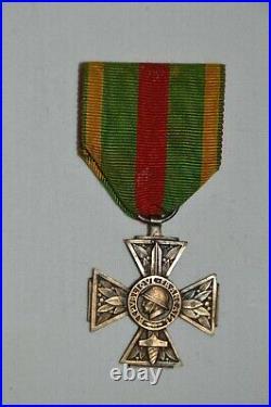 Croix Du Combattant Volontaire Guerre De 1870/1871