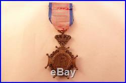 Croix Ordre De La Resistance Luxembourg