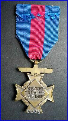 Croix SMV aviation. Classe bronze