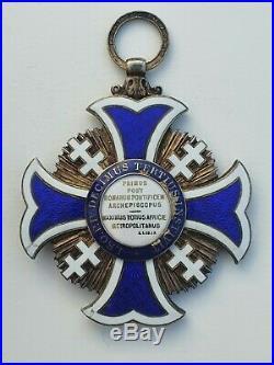 Croix de Chapitre de la cathédrale de Carthage