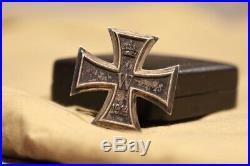 Croix de Fer 1ere classe EK1 K. O