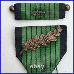Croix de Guerre LVF, originale