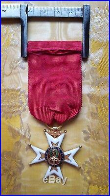 Croix de chevalier de l'ordre de Saint-Louis