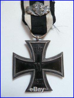 Croix de fer 2e classe 1870