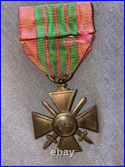 Croix de guerre 1943