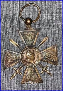 Croix de guerre fabrication privée, 1941