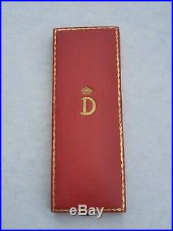 Danemark Ordre du Dannebrog, Grand Officier, Christian IX, 1863-1906, or