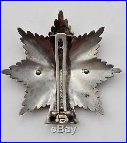 Danemark Ordre du Dannebrog, Plaque de Grand Croix
