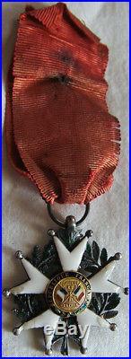 Dec4904 Chevalier Ordre De La Legion D'honneur Ii° Republique 1848-1851