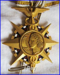 Dec5372 Commandeur Ordre Du Mérite Commercial