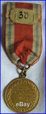 Dec5569 Medaille Confederation Des François 1790 Liberté Ou La Mort